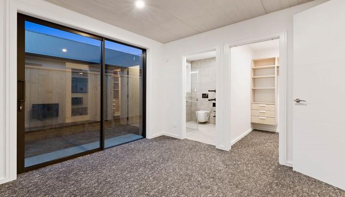 Galloway Terrace A, Wanaka, Master bedroom