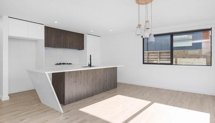 Galloway Terrace B, Wanaka, Kitchen