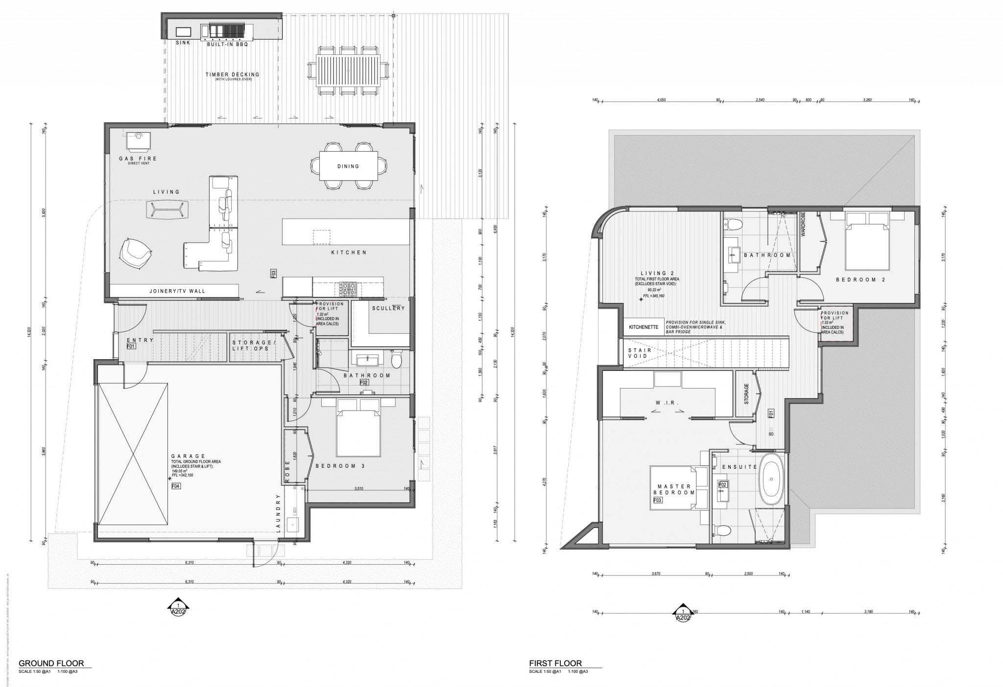 Design and Build floor plan - Beech